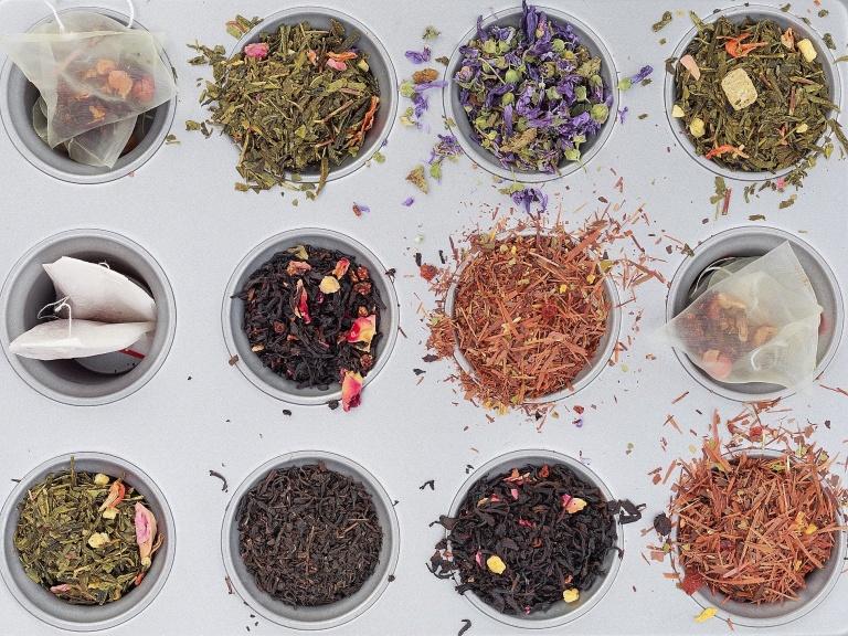 むくみ解消に特化した専門店のオリジナルブレンド茶